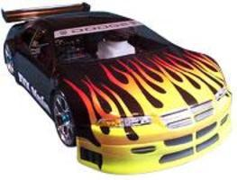 XXX-Main Paint Mask Racing Flames