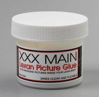 XXX-Main Lexan Picture Glue