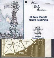 Yesteryear Windmill/Weather Vane Kit - HO-Scale
