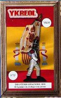 Ykreol 1808 Spanish Infantry (42) Plastic Model Military Figure 1/72 Scale #10