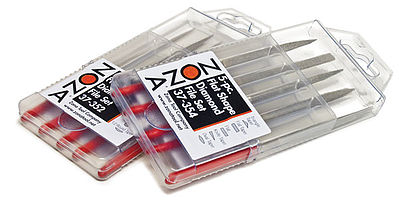 Zona DIAMONDFILE Asst Thik 5pc 120g