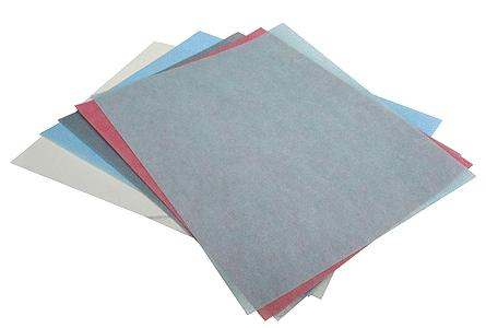 Zona Microfinishing Papers Assorted
