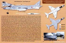 Zotz Harriers at Sea, World AV8B II Plus Plastic Model Aircraft Decal 1/32 Scale #32047