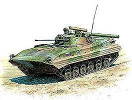 Zvezda BMP-2 Russian IFV Plastic Model Military Vehicle Kit 1/35 Scale #3554