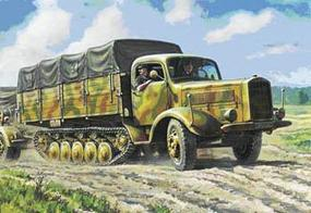Zvezda German L4500R Maultier Halftrack Plastic Model Halftrack Kit 1/35 Scale #3603