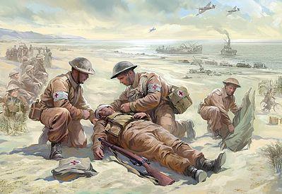 1:72-6133 Military Model Kit ZVEZDA GERMAN HQ  WWII STAFF Scale