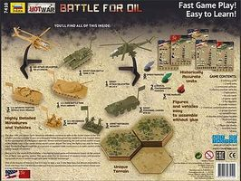Zvezda HOT WAE BATTLE for OIL WARGAME