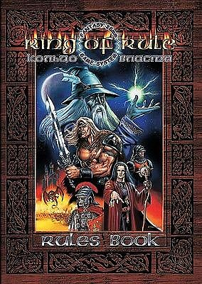 Zvezda RING OF RULE RULEBOOK