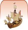Plastic Model Ship, Sailing Ship Model, Military Model Ship