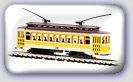 N Scale Trollies and Hand Cars