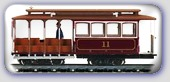 O Scale Trollies and Hand Cars