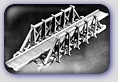 Model Trains Bridge-Trestle-Girder G-Scale