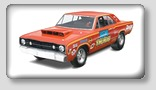 charger plastic model cars trucks vehicles up to 1:19 scale