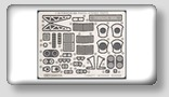 tamiya plastic model vehicle decals