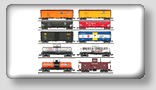 n scale model train freight car sets