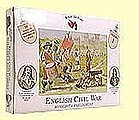 English Civil War- Royalist vs. Parliament -- Plastic Model Military Figure -- 1/32 -- #1