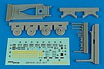 MHU191/M Munition Transporter -- Plastic Model Aircraft Accessory -- 1/32 Scale -- #320015