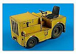 DMC Logan T40 USAF Tow Tractor -- Plastic Model Tractor Kit -- 1/32 Scale -- #320020