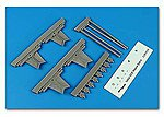Missile Storage & Maintenance Stand -- Plastic Model Aircraft Accessory -- 1/32 Scale -- #320038