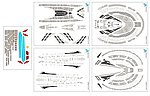 Star Trek USS Enterprise NCC1701E Decals -- Plastic Model Spaceship Decals -- 1/1400 Scale -- #103