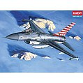 F-16A/C Falcon USAF -- Plastic Model Airplane Kit -- 1/48 Scale -- #12259
