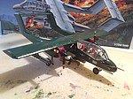 OV-10A Bronco -- Plastic Model Airplane Kit -- 1/72 Scale -- #12463