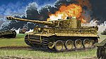 1/35 Tiger I Early Version Tank Operation Citadel