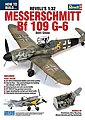 How to Build Revell's 1/32 Messerschmitt Bf109G6 Book -- How To Model Book -- #32