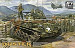 M42A1 Duster Late Tank -- Plastic Model Tank Kit -- 1/35 Scale -- #35042
