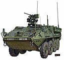 Stryker M1126 ICV -- Plastic Model Armoured Car Kit -- 1/35 Scale -- #35126