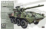 Stryker M1128 MGS Vehicle -- Plastic Model Armoured Car Kit -- 1/35 Scale -- #35128