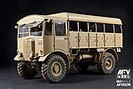 AEC Middle Type Matador Truck -- Plastic Model Military Vehicle Kit -- 1/35 Scale -- #35239