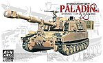 M109A6 HOWITZER PALADIN -- Plastic Model Tank Kit -- 1/35 Scale -- #35248