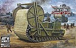 Churchill Mk III Type D Carpet Layer -- Plastic Model Military Vehicle Kit -- 1/35 Scale -- #35274
