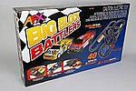 Big Block Battler with TPP 40' -- HO Scale Slot Car Set -- #21004