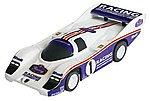 HO Porsche 962 #1 Mega-G -- HO Scale Slotcar Car -- #21012