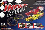Infinity (MG+) -- HO Scale Slot Car Set -- #21016