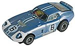 Daytona Coupe #6 Amon Clear -- HO Scale Slotcar Car -- #70341
