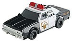 HO Highway Patrol #213 Mega-G -- HO Scale Slotcar Car -- #70342