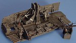 Ju87D Stuka Cockpit Set For a Hasegawa Model -- Plastic Model Aircraft Accessory -- 1/48 -- #4119