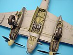 Mosquito FB Mk VI Bomb Bay For a Tamiya Model -- Plastic Model Aircraft Accessory -- 1/48 -- #4152