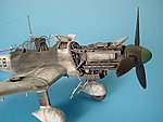 Ju87D Stuka Detail Set For a Hasegawa Model -- Plastic Model Aircraft Accessory -- 1/48 -- #4161