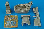 BAC EE Lightning F Mk 2/6 Cockpit For Trumpeter -- Plastic Model Aircraft Accessory -- 1/72 -- #7206