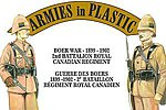 Royal Canadian 2nd Battalion Regiment -- Plastic Model Military Figure -- 1/32 Scale -- #5606