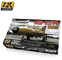 MiG21PFM Days of Glory & Oblivion Fighter -- Plastic Model Airplane Kit -- 1/48 Scale -- #148003