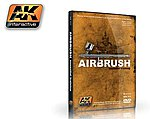 Airbrush Essential Training (NTSC) DVD -- Hobby Model DVD -- #653