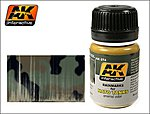 NATO Tank Rainmarks Enamel Paint 35ml Bottle -- Hobby and Model Enamel Paint -- #74