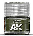 Real Colors- Green FS34102 Acrylic Lacquer Paint 10ml Bottle