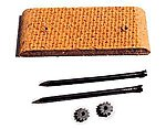 Track Cleaning Pad Kit Fits HO Scale 40' Box Cars -- #10003