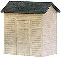 Shanty #4 with Window -- O Scale Model Railroad Building -- #904